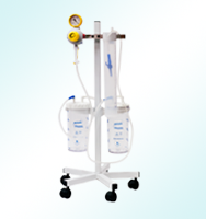 Jet suction stand